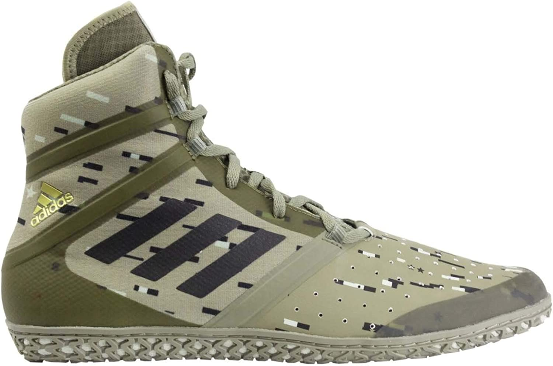 Adidas Impact Olive Digital Wrestling shoes Olive 9