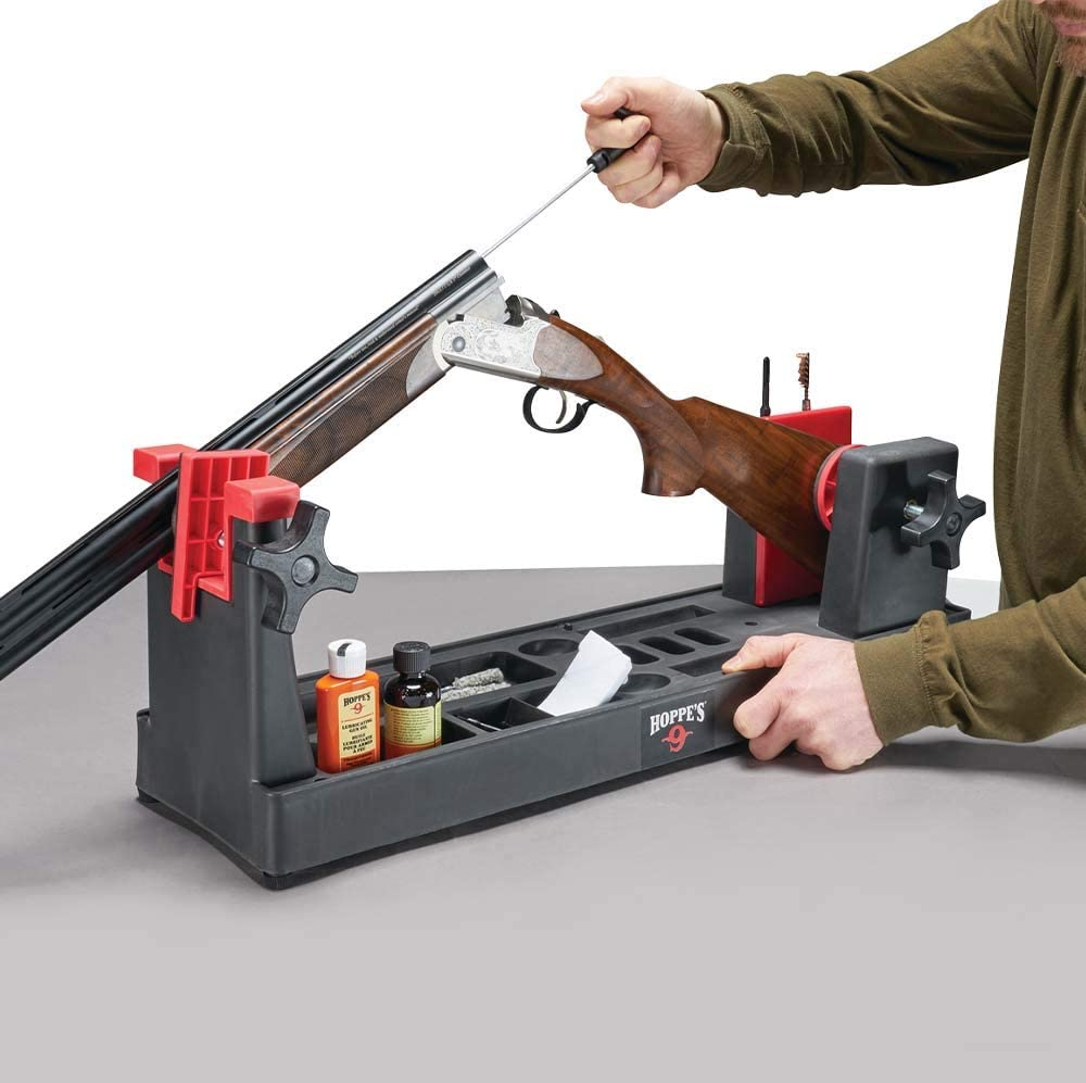 HOPPE'S HGV Gun Vise for Cleaning and Gun Maintenance