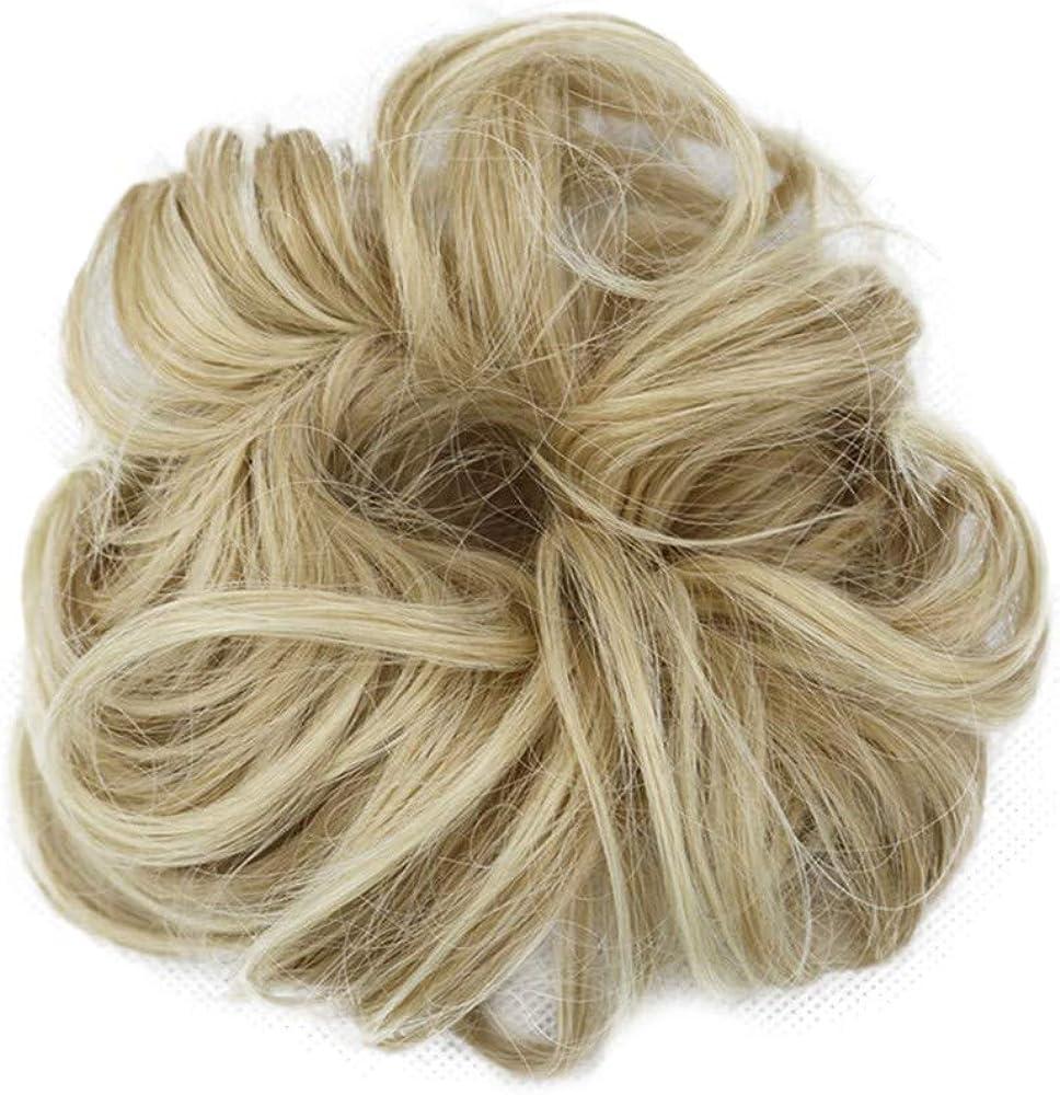 FeiFei66 Women's Curly Messy Bun Scrunchie Twirl Piece Wholesale Wigs Hair Max 42% OFF