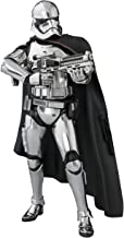 S. H. Figuarts Star Wars CAPTAIN PHASMA (THE LAST JEDI) about 155 mm ABS & PVC painted action figure