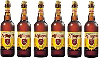 AFFLIGEM BLONDE [ 6 BOTELLAS x 750ml ]