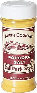 amish country popcorn salt