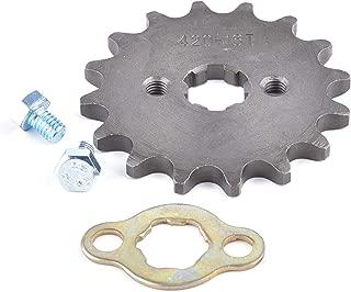 420 16T 17mm Front Engine Sprocket For 50cc 70cc 110cc 125cc 140cc 160cc ATV Dirt Bike Quad TaoTao Roketa Sunl