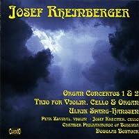 Organ Concerto.1, 2: Hanssen(Org)bostock / Bohemian.co