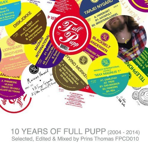 10 Years of Full Pupp 2004-2014 by Prins Thomas