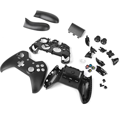 Xbox One Controller Parts: Amazon.co.uk Xbox One Elite Controller Wiring Diagram on xbox one kinect diagram, xbox one controller circuit board diagram, xbox one hd pvr 2 connector diagram, xbox one ports, xbox 360 schematics diagram, xbox one power supply specs, gamecube controller wiring diagram, xbox 360 power wiring diagram, ps4 and xbox one diagram, xbox one hook up diagram, xbox one esram, ps3 controller wiring diagram, xbox headset wiring diagram, xbox 360 controller diagram, xbox one headset adapter, xbox one controller pcb diagram, kinect wiring diagram, xbox one gpu diagram, xbox one controller buttons diagram, xbox power supply wiring diagram,