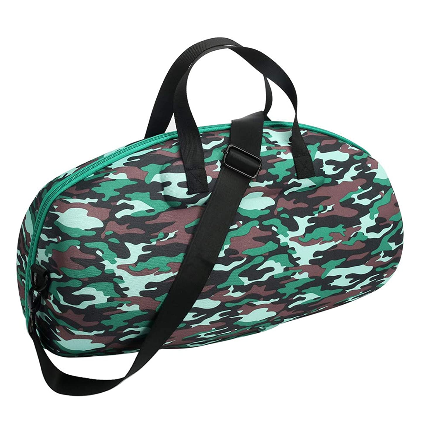 HIJIAO Hard Travelling Case for JBL Boombox Portable Bluetooth Speaker Waterproof Durable Enough Speaker case(Camouflage)