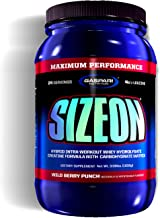 Gaspari Nutrition SizeOn Maximum Performance 1632 g Berry Strength and Size Drink Powder Estimated Price : £ 40,87