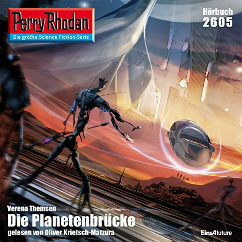 Die Planetenbrücke     Perry Rhodan 2605              By:                                                                                                                                 Verena Themsen                               Narrated by:                                                                                                                                 Oliver Krietsch-Matzura                      Length: 3 hrs and 43 mins     Not rated yet     Overall 0.0