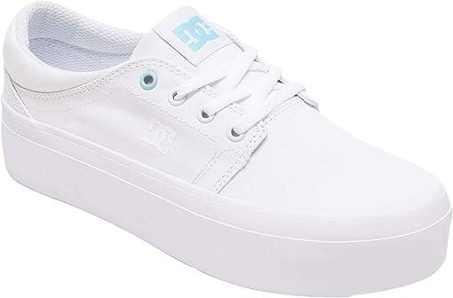 White/White/Blue