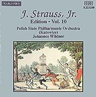 Strauss Jr. J.: Edition Vol.10