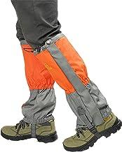 Pomrone Outdoor beenkappen waterdichte stofdichte beenbeschermers instelbare ademende beenbescherming gaiter voor outdoorb...