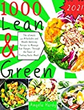 Lean and Green Cookbook: 345 Affordable and Mouth-Watering Recipes to Manage Your Hunger, Through the Power of 'Fueling Hacks Meals'