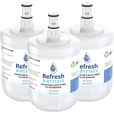 Refrigerator Water Filter for Whirlpool ED22TEXHW00