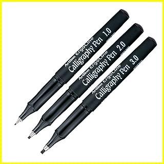 artline ergoline calligraphy pen 2.0