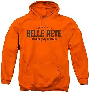 Batman Belle Reve Unisex Adult Pull-Over Hoodie for Men and Women