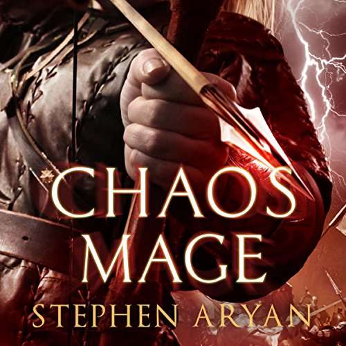 Chaosmage audiobook cover art