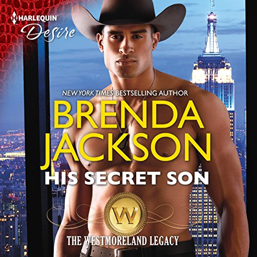 His Secret Son audiobook cover art