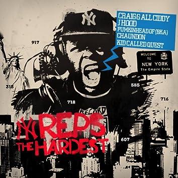 New York Reps the Hardest (feat. Craig G, All Ciddy, J-Hood, Pumpkinhead, & Chaundon) - Single
