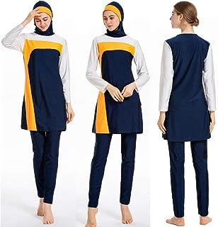 9285810534 ziyimaoyi Couture Couture Musulmane pour Les Filles Filles Modest Islamique  Hijab Burkini Maillots de Bain