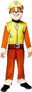 amscan Disfraz oficial de Nickelodeon Rubble de 3-4 y 4-6 años