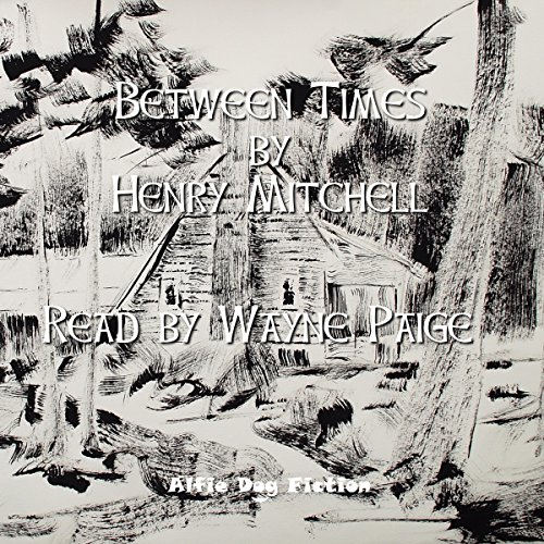 Between Times audiobook cover art
