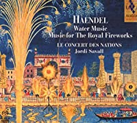 Haendel: Water Music / Music for the Royal Fireworks