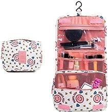 Nylon Packing Cube Travel Bag System Durable One Set Large Capacity of Unisex Clothing Sorting Organize Bag Travel Cube,Smiley Cosmetic BagA