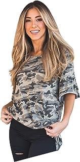 3bf04c8428c Amazon.com: 1X - Blouses & Button-Down Shirts / Tops, Tees & Blouses ...