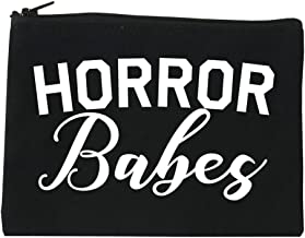 Horror Babes Halloween Cosmetic Makeup Bag