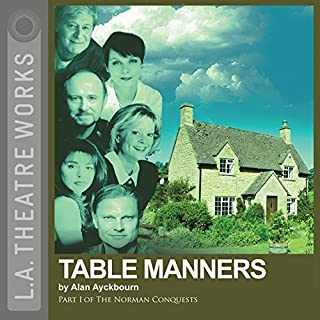 Table Manners cover art