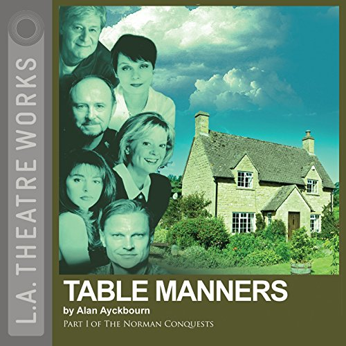 Table Manners Titelbild
