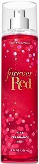 Bath and Body Works Forever Red Fine Fragrance Mist, 8.0 Fl Oz