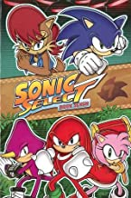 Sonic Select Book 7 (Sonic Select Series)