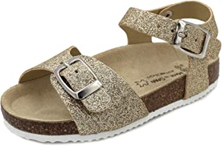 b05704156b9bf Amazon.fr   Or - Sandales   Chaussures fille   Chaussures et Sacs