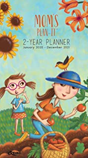 Mom's Plan-it 2020 Two Year Planner