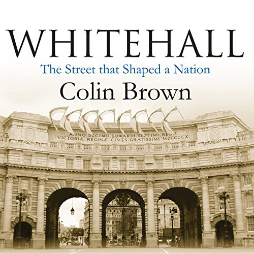 Whitehall audiobook cover art