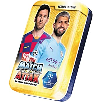 Topps Uefa Champions League 2019 20 60 Cards Included Multi Colour One Size C2u Md1020 T01 Amazon Co Uk Toys Games