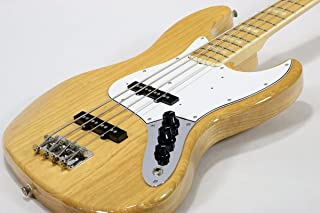 FENDER JAPAN JB75/M NAT Japanese Jazz Bass (Japan Import)