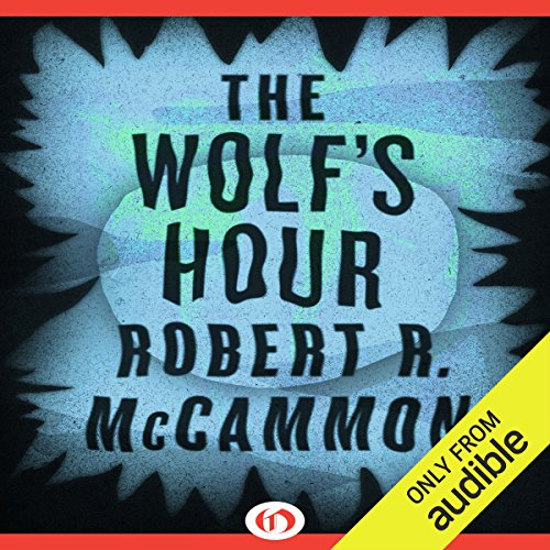 The Wolf's Hour audiobook cover art