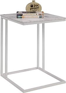 宇松ソファサイドテーブル-コーヒーテーブル-パソコンテーブル 44*39*57cm(L x W x H)