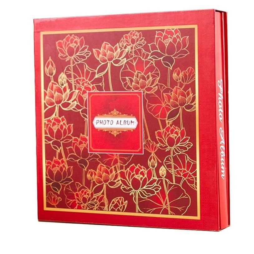パキスタン人コミットメント扇動するZYL-YL アルバム/挿入タイプ5/6/7インチの大容量混合620家族の赤ちゃんの年鑑(33.9 * 35.5 * 6.5センチメートル)