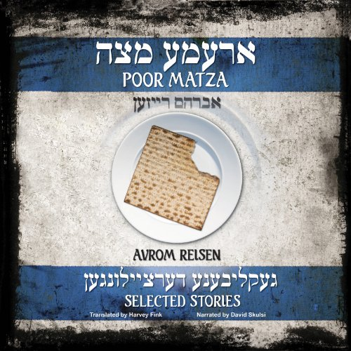 Poor Matza audiobook cover art