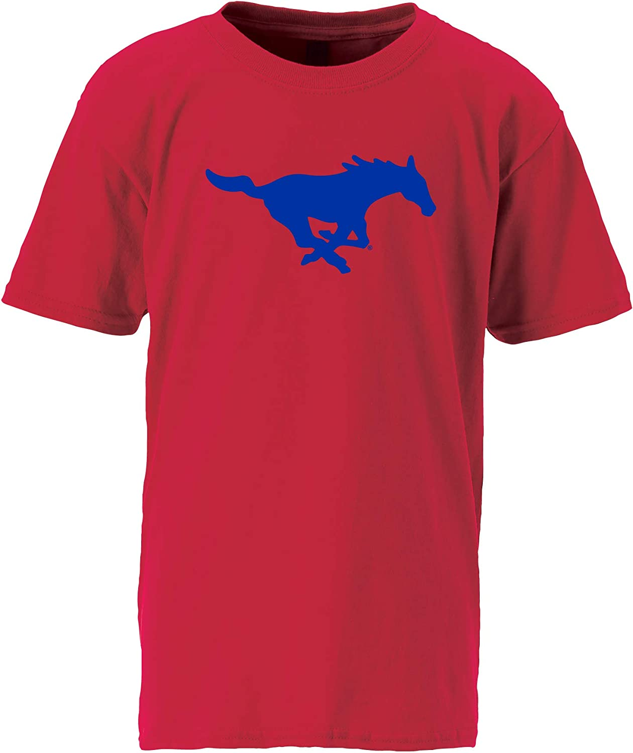 NCAA SMU Mustangs Youth Ouray TeeYouth Ouray Tee