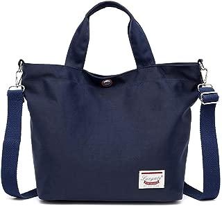 Bageek Women Shoulder Bag Tote Bag Top Handle Handbag Crossbody Bag for College