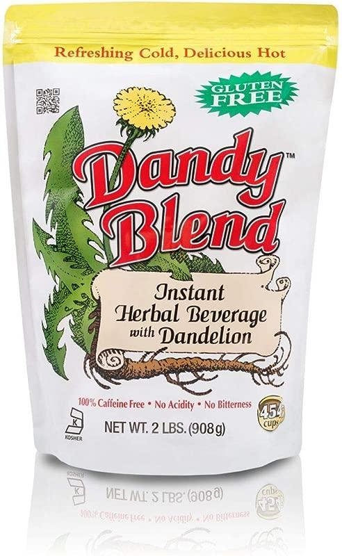 Dandy Blend Instant Herbal Beverage With Dandelion 2 Lb Bag