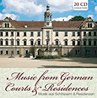 Music from German Courts & Res