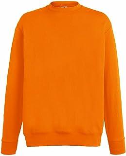 Fruit of the Loom Mens Lightweight Drop Shoulder Sweatshirt