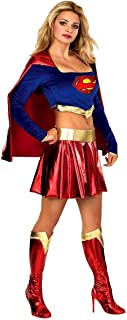 Best supergirl outfit uk Reviews