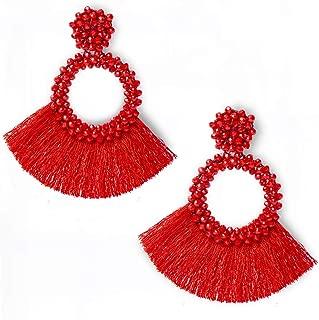 tassel earring set
